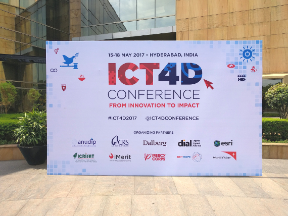 ICT4D Conference Poster