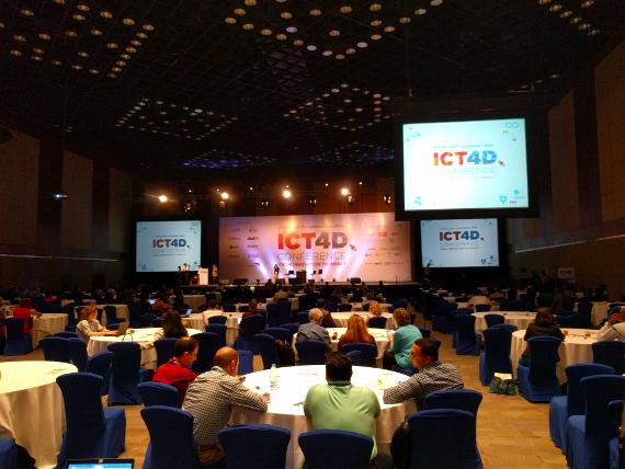 ICT4D stage